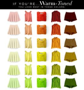 warm-toned